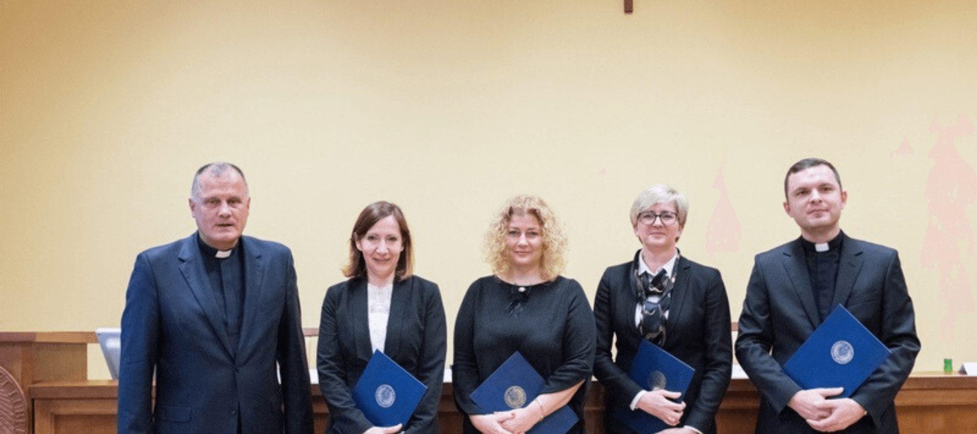 Towarzystwo Przyjaciół KUL Nominacje Rektora KUL