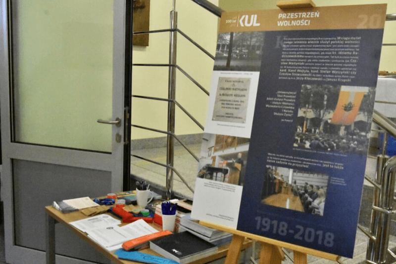 galeria Spotkanie z Rektorem KUL w Białymstoku